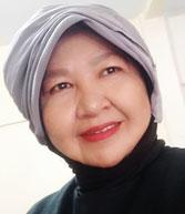 امرأة مسلمة